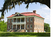 Drayton Hall - Charleston, SC Attraction.