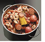 Lowcountry Boil or Frogmore Stew